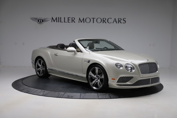 Used 2016 Bentley Continental GTC Speed for sale $149,900 at Bentley Greenwich in Greenwich CT 06830 12