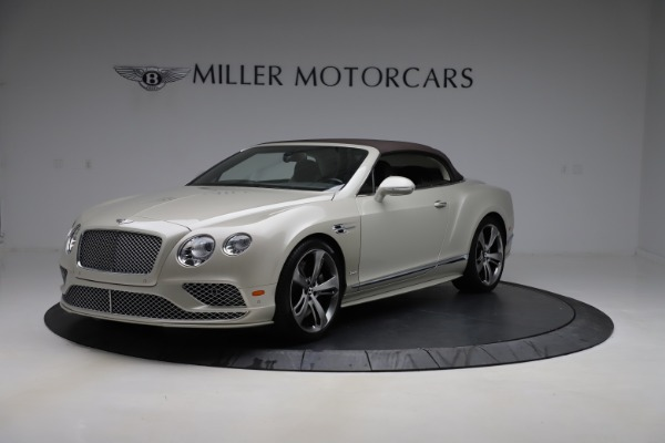 Used 2016 Bentley Continental GTC Speed for sale $149,900 at Bentley Greenwich in Greenwich CT 06830 14