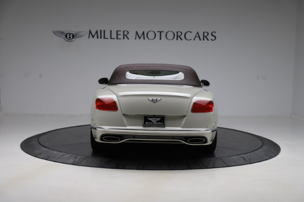 Used 2016 Bentley Continental GTC Speed for sale $149,900 at Bentley Greenwich in Greenwich CT 06830 17