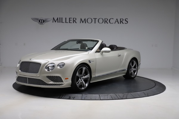Used 2016 Bentley Continental GTC Speed for sale $149,900 at Bentley Greenwich in Greenwich CT 06830 2