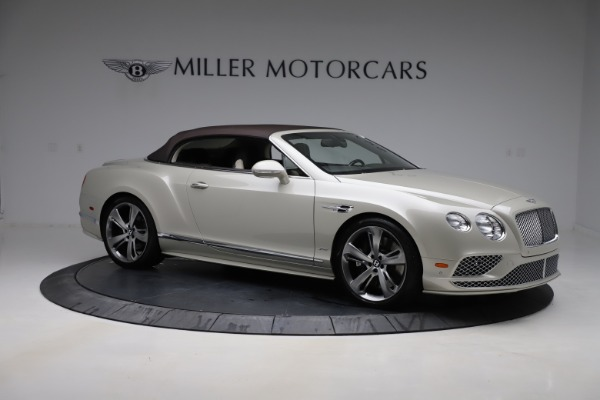 Used 2016 Bentley Continental GTC Speed for sale $149,900 at Bentley Greenwich in Greenwich CT 06830 20
