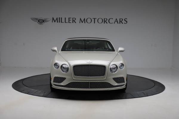 Used 2016 Bentley Continental GTC Speed for sale $149,900 at Bentley Greenwich in Greenwich CT 06830 21