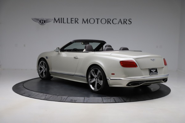 Used 2016 Bentley Continental GTC Speed for sale $149,900 at Bentley Greenwich in Greenwich CT 06830 5
