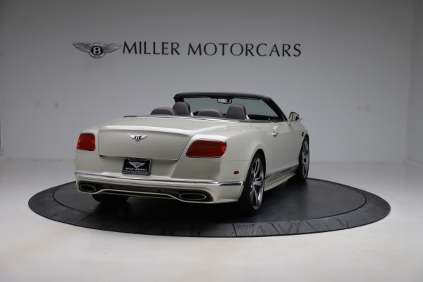 Used 2016 Bentley Continental GTC Speed for sale $149,900 at Bentley Greenwich in Greenwich CT 06830 7
