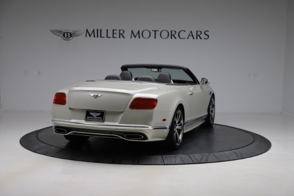 Used 2016 Bentley Continental GTC Speed for sale $149,900 at Bentley Greenwich in Greenwich CT 06830 8
