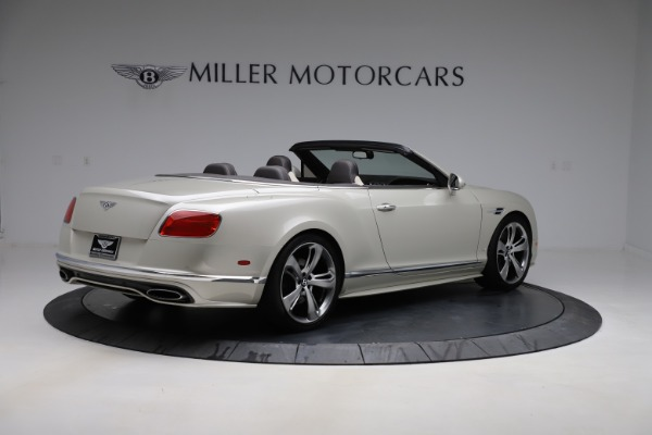 Used 2016 Bentley Continental GTC Speed for sale $149,900 at Bentley Greenwich in Greenwich CT 06830 9
