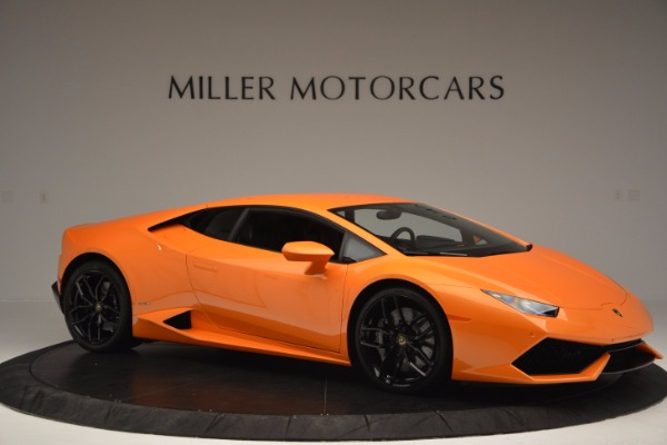 Used 2015 Lamborghini Huracan LP 610-4 for sale Sold at Bentley Greenwich in Greenwich CT 06830 10
