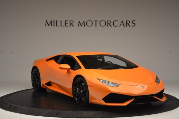 Used 2015 Lamborghini Huracan LP 610-4 for sale Sold at Bentley Greenwich in Greenwich CT 06830 11