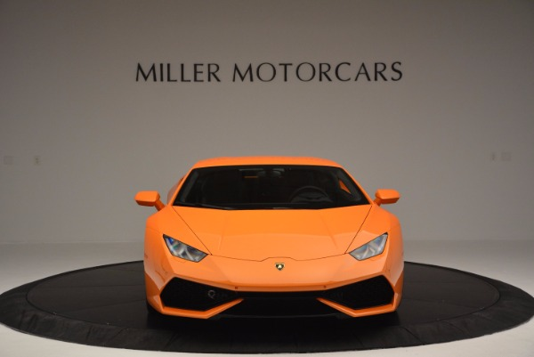 Used 2015 Lamborghini Huracan LP 610-4 for sale Sold at Bentley Greenwich in Greenwich CT 06830 12