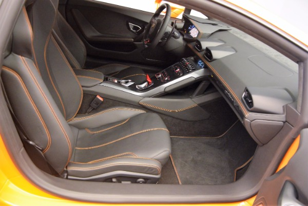 Used 2015 Lamborghini Huracan LP 610-4 for sale Sold at Bentley Greenwich in Greenwich CT 06830 18