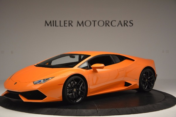 Used 2015 Lamborghini Huracan LP 610-4 for sale Sold at Bentley Greenwich in Greenwich CT 06830 2