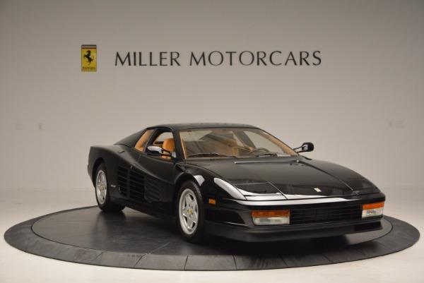 Used 1989 Ferrari Testarossa for sale Sold at Bentley Greenwich in Greenwich CT 06830 11