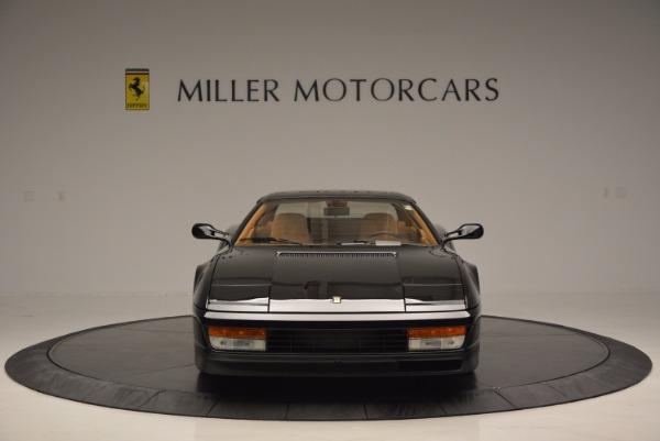 Used 1989 Ferrari Testarossa for sale Sold at Bentley Greenwich in Greenwich CT 06830 12