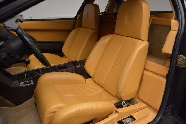 Used 1989 Ferrari Testarossa for sale Sold at Bentley Greenwich in Greenwich CT 06830 15