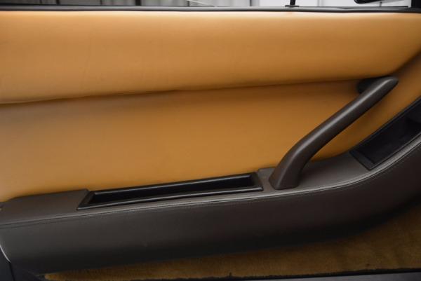 Used 1989 Ferrari Testarossa for sale Sold at Bentley Greenwich in Greenwich CT 06830 16