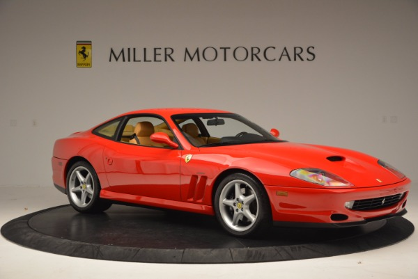 Used 2000 Ferrari 550 Maranello for sale Sold at Bentley Greenwich in Greenwich CT 06830 10