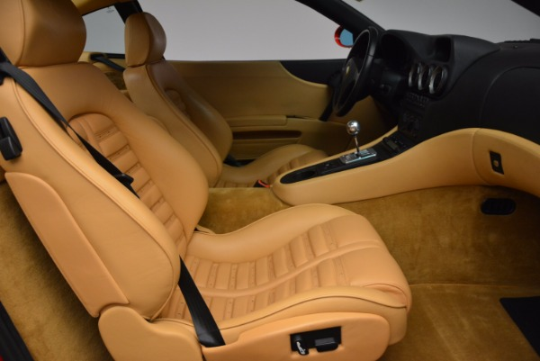 Used 2000 Ferrari 550 Maranello for sale Sold at Bentley Greenwich in Greenwich CT 06830 18
