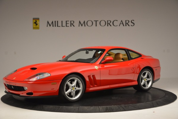 Used 2000 Ferrari 550 Maranello for sale Sold at Bentley Greenwich in Greenwich CT 06830 2