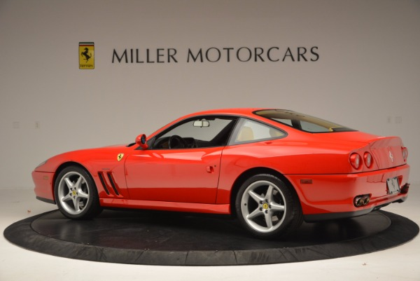 Used 2000 Ferrari 550 Maranello for sale Sold at Bentley Greenwich in Greenwich CT 06830 4