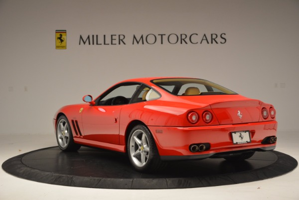 Used 2000 Ferrari 550 Maranello for sale Sold at Bentley Greenwich in Greenwich CT 06830 5