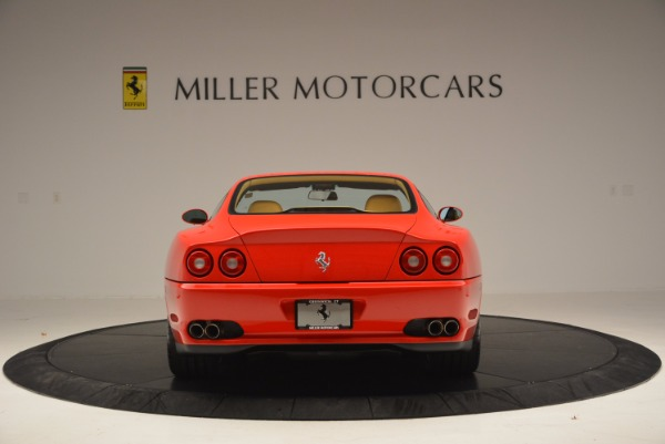 Used 2000 Ferrari 550 Maranello for sale Sold at Bentley Greenwich in Greenwich CT 06830 6