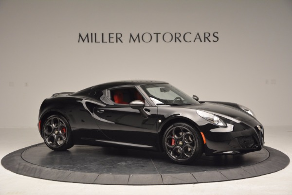 New 2016 Alfa Romeo 4C for sale Sold at Bentley Greenwich in Greenwich CT 06830 10