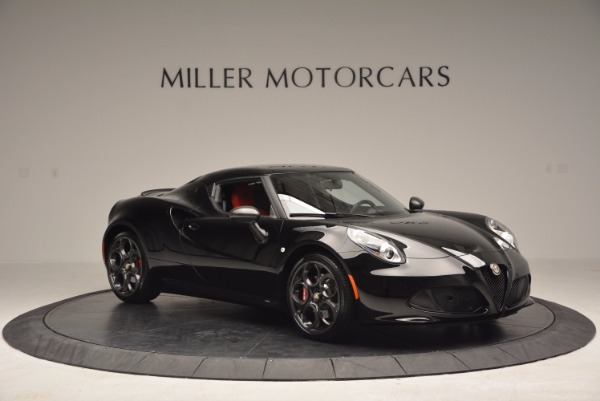 New 2016 Alfa Romeo 4C for sale Sold at Bentley Greenwich in Greenwich CT 06830 11