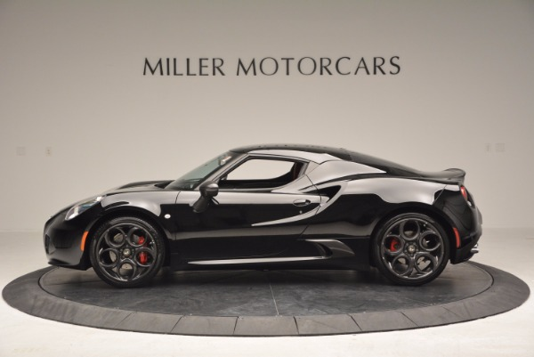 New 2016 Alfa Romeo 4C for sale Sold at Bentley Greenwich in Greenwich CT 06830 3