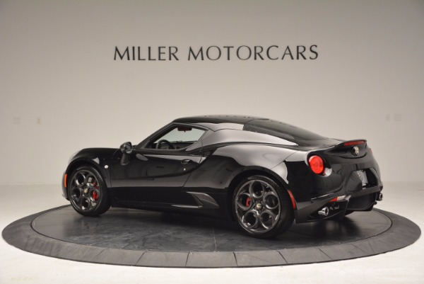 New 2016 Alfa Romeo 4C for sale Sold at Bentley Greenwich in Greenwich CT 06830 4
