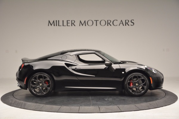 New 2016 Alfa Romeo 4C for sale Sold at Bentley Greenwich in Greenwich CT 06830 9