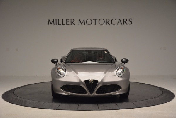 New 2016 Alfa Romeo 4C for sale Sold at Bentley Greenwich in Greenwich CT 06830 12
