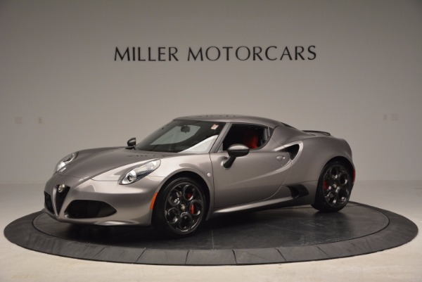New 2016 Alfa Romeo 4C for sale Sold at Bentley Greenwich in Greenwich CT 06830 2