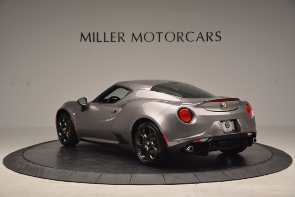 New 2016 Alfa Romeo 4C for sale Sold at Bentley Greenwich in Greenwich CT 06830 5