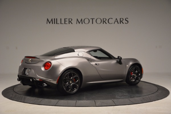 New 2016 Alfa Romeo 4C for sale Sold at Bentley Greenwich in Greenwich CT 06830 8