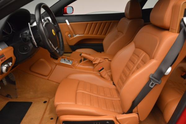 Used 2005 Ferrari 612 Scaglietti for sale Sold at Bentley Greenwich in Greenwich CT 06830 14