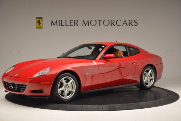Used 2005 Ferrari 612 Scaglietti for sale Sold at Bentley Greenwich in Greenwich CT 06830 2