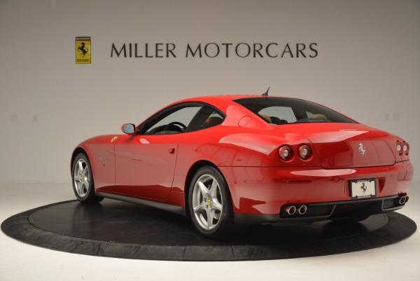 Used 2005 Ferrari 612 Scaglietti for sale Sold at Bentley Greenwich in Greenwich CT 06830 5