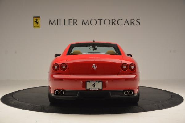 Used 2005 Ferrari 612 Scaglietti for sale Sold at Bentley Greenwich in Greenwich CT 06830 6