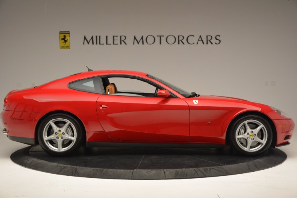 Used 2005 Ferrari 612 Scaglietti for sale Sold at Bentley Greenwich in Greenwich CT 06830 9