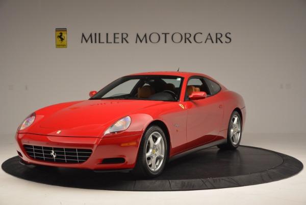 Used 2005 Ferrari 612 Scaglietti for sale Sold at Bentley Greenwich in Greenwich CT 06830 1