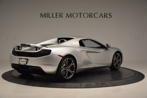 Used 2014 McLaren MP4-12C Spider for sale Sold at Bentley Greenwich in Greenwich CT 06830 19