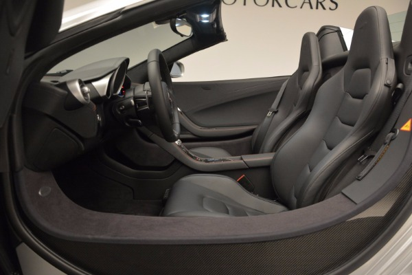 Used 2014 McLaren MP4-12C Spider for sale Sold at Bentley Greenwich in Greenwich CT 06830 23
