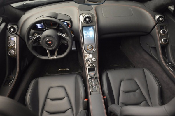 Used 2014 McLaren MP4-12C Spider for sale Sold at Bentley Greenwich in Greenwich CT 06830 25