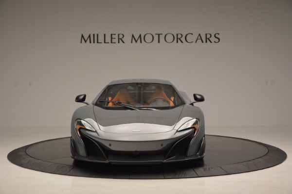 Used 2016 McLaren 675LT for sale Sold at Bentley Greenwich in Greenwich CT 06830 12