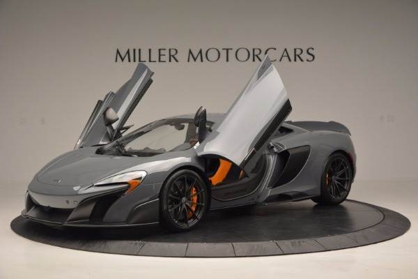 Used 2016 McLaren 675LT for sale Sold at Bentley Greenwich in Greenwich CT 06830 14