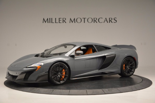 Used 2016 McLaren 675LT for sale Sold at Bentley Greenwich in Greenwich CT 06830 2