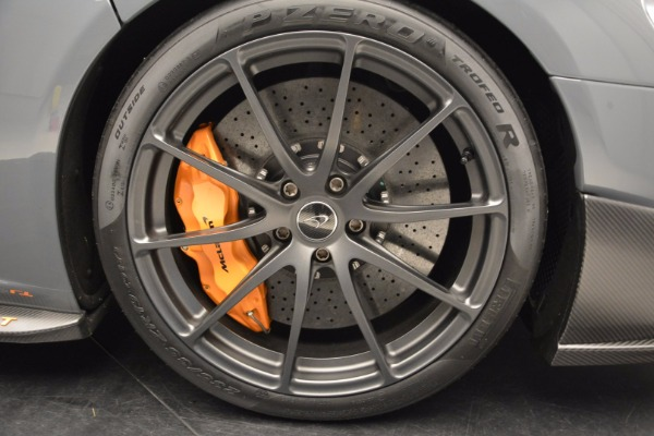 Used 2016 McLaren 675LT for sale Sold at Bentley Greenwich in Greenwich CT 06830 23