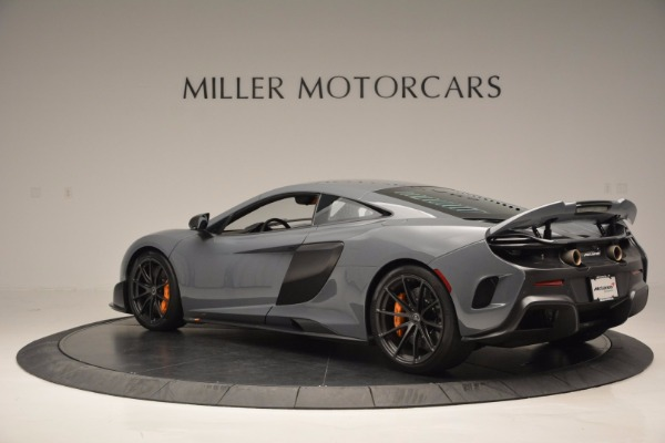 Used 2016 McLaren 675LT for sale Sold at Bentley Greenwich in Greenwich CT 06830 4