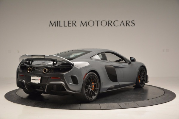 Used 2016 McLaren 675LT for sale Sold at Bentley Greenwich in Greenwich CT 06830 7