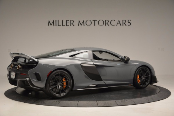 Used 2016 McLaren 675LT for sale Sold at Bentley Greenwich in Greenwich CT 06830 8